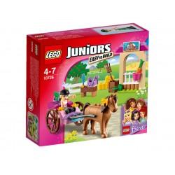 Лего Juniors Конната каляска на Стефани