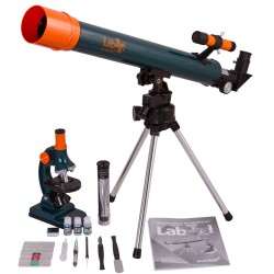 Levenhuk Комплект микроскоп и телескоп