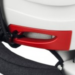 Столче за кола Expander IsoFix черно 2018