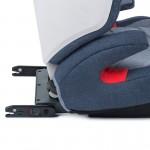Столче за кола Expander IsoFix синьо 2018