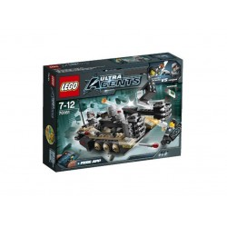 Лего Агенти Инфилтриране при релсите
