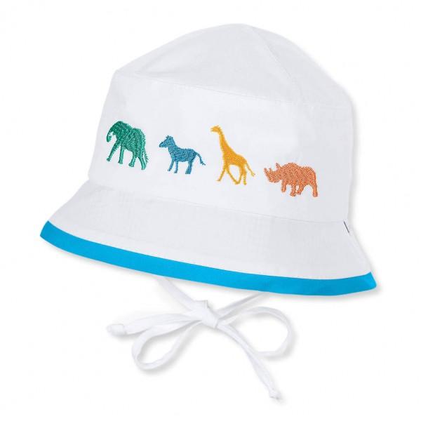 Бебешка лятна шапка с UV защита 50+