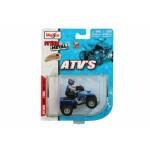 MAISTO ATV с моторист