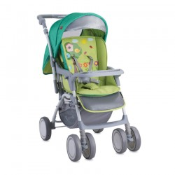 Бебешка количка Combi Green Garden