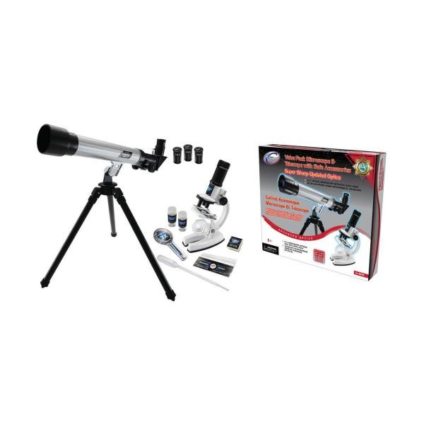 Комплект микроскоп с телескоп Ийстколайт