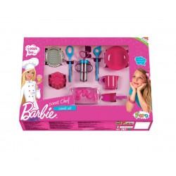 Комплект за сладки с шприц Барби