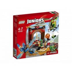 Лего Juniors Изгубеният храм