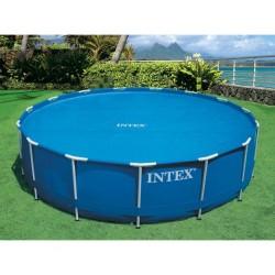 Easy Set Соларно покривало за басейн 206см