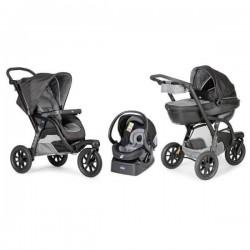Комбинирана количка TRIO ACTIV 3 grey