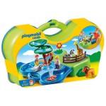 Плеймобил кутия за игра зоопарк