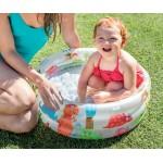 Интекс Бебешки надуваем басейн Динозавърче