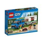 Лего сити бус и каравана