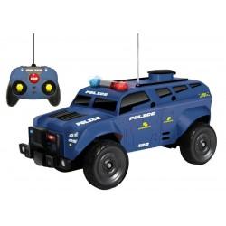 Maisto Tech Джип Police Voice Defender