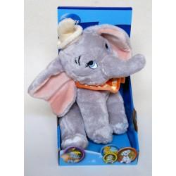 Дисни плюшено слонче в кутия