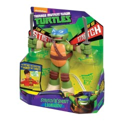TMNT Разтягаща се костенурка със звуци
