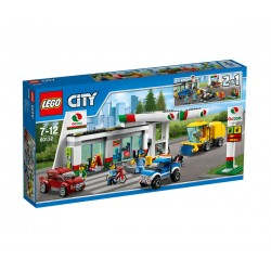 Лего Сити Автосервиз