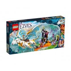 Лего Елфи Спасяването на кралицата дракон