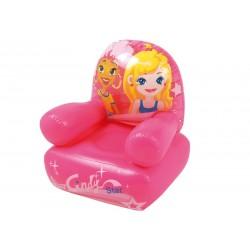 Надуваем стол Принцеси