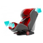 Стол за кола Evolvair светло синьо