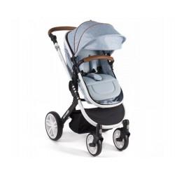 Kikkaboo Детска количка Dotty Blue