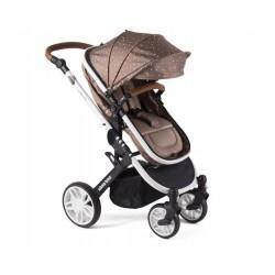 Детска количка Dotty Brown