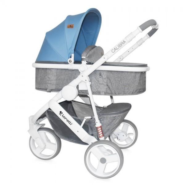 Бебешка количка Calibra 3 Grey