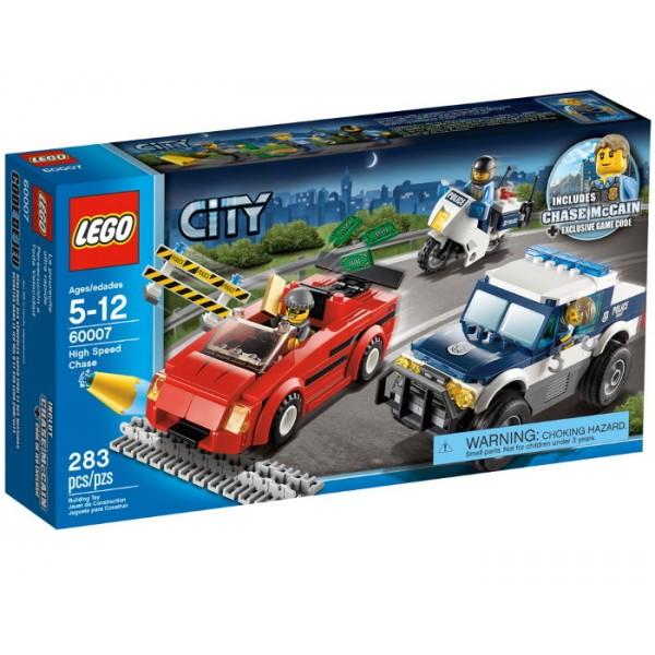 Лего Сити Преследване