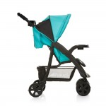 Лятна количка Shopper Easyfold Black Aqua