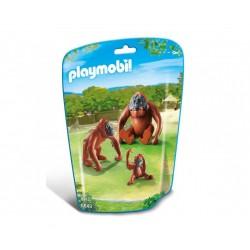 Плеймобил семейство орангутани