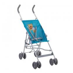 Бебешка количка Flash Blue Hello Bear