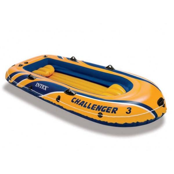 Интекс Лодка Challenger 3