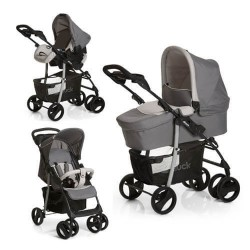Количка Shopper SLX Trio Set Stone/Grey