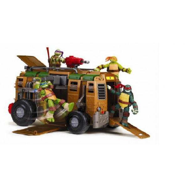 Камионът на костенурките нинджа