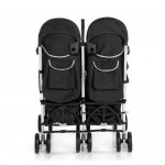 Количка за близнаци Torro Duo Black