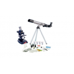 EDU TOYS Астрономически Телескоп с микроскоп