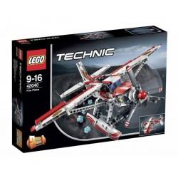 Лего Техник Пожарникарски самолет