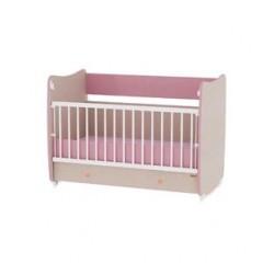 Легло Dream дъб и розово