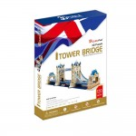 3D Пъзел Tower Bridge