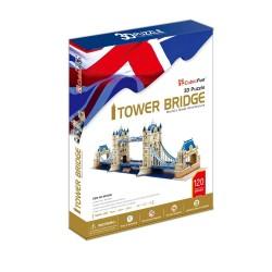 3D Пъзел Tower Bridge