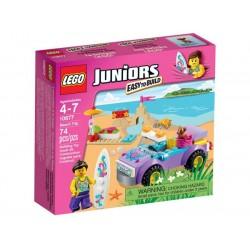 Лего Джуниърс Пътуване до плажа