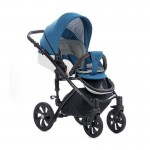 Бебешка количка 2в1 Tutis Viva Life Blue Sapphire