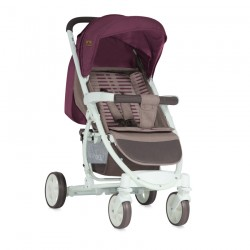 Детска количка S-300 Beige&Red