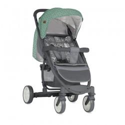 Детска количка S-300 Green&Grey