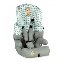 Стол за кола JUNIOR Grey&Green Cute Bear