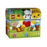 Лего Дупло Кутия с блокчета за творчество