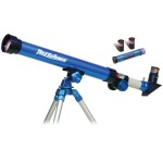 Ийстколайт Астрономически телескоп с трипод 40мм