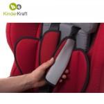 Столче за кола Safety Fix червено