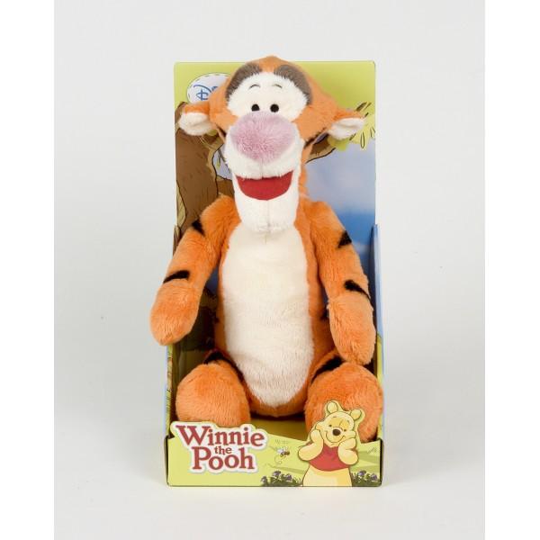 Дисни плюшен Тигър в кутия