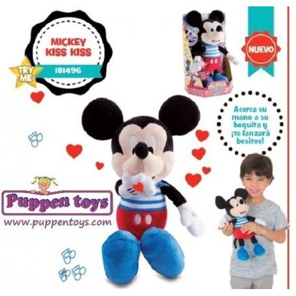 IMC Disney Mickey Дай Целувка