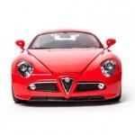 Bburago Gold Кола Alfa 8C